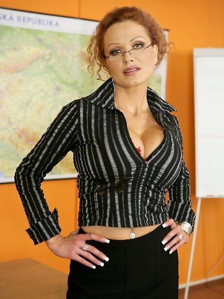 Milf Teacher Booty Porn