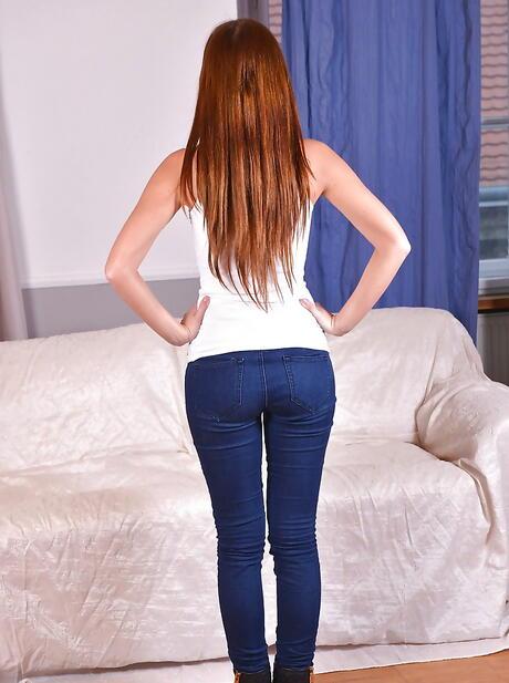 Busty Milfs in Jeans Porn