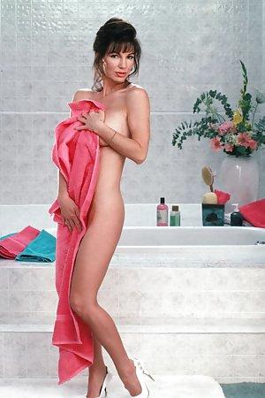 Milf Booty in Bath Porn