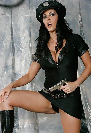 Milf in Uniform Porn